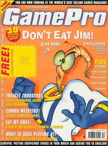 GamePro UK Issue 04 (December 1995)