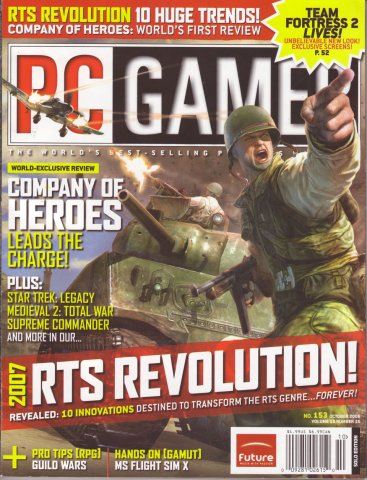 PC Gamer Issue 153 October 2006