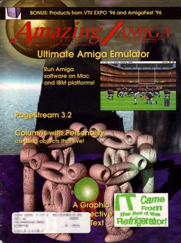 Amazing Computing Issue 128 Vol. 12 No. 2 (February 1997)