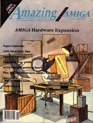 Amazing Computing Issue 044 Vol. 04 No. 11 (November 1989)
