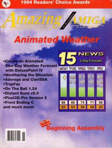 Amazing Computing Issue 104 Vol. 09 No. 11 (November 1994)
