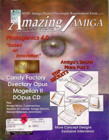 Amazing Computing Issue 156 Vol. 15 No. 07 (July 1999)