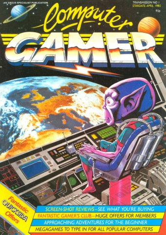 Computer Gamer Issue 01 April 1985