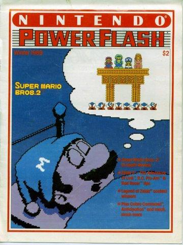 Nintendo Power Flash 03 (Winter 1989)