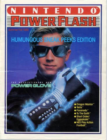 Nintendo Power Flash 05 (Summer/Fall 1989)