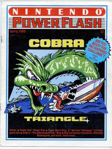 Nintendo Power Flash 04 (Spring 1989)