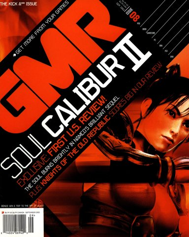 GMR Issue 08 September 2003 cover 2