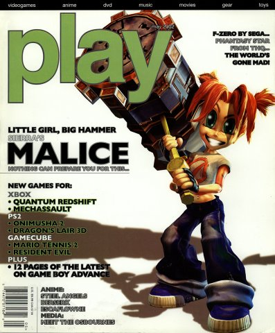 play issue 005 (May 2002)