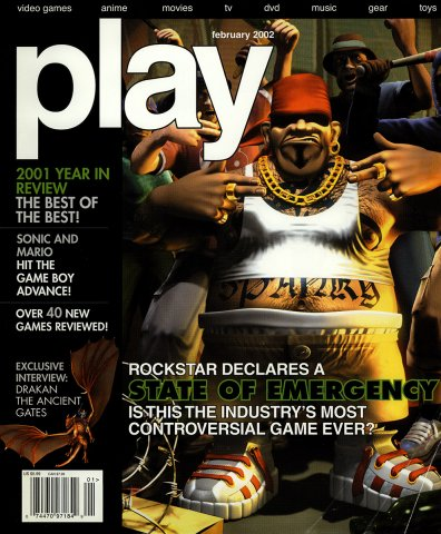 play issue 002 (February 2002)