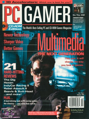 PC Gamer Issue 021 February 1996