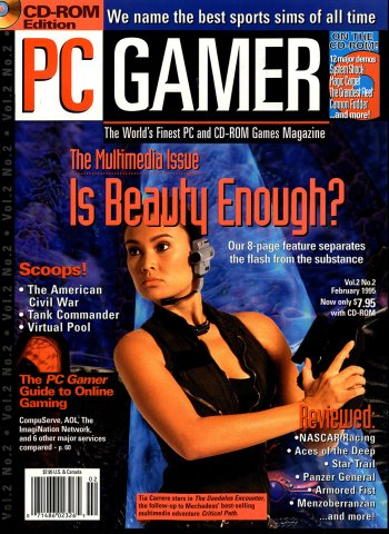 PC Gamer Issue 009 February 1995