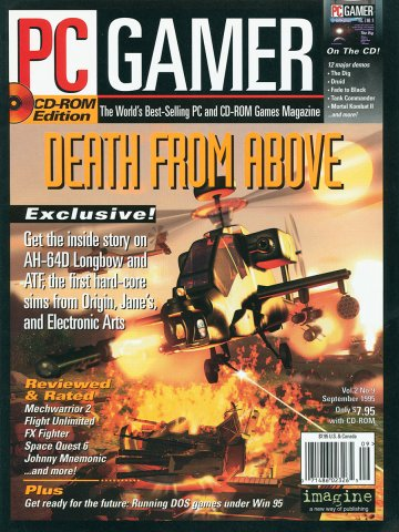 PC Gamer Issue 016 September 1995