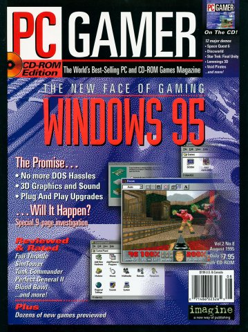 PC Gamer Issue 015 August 1995