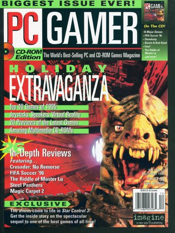 PC Gamer Issue 019 December 1995