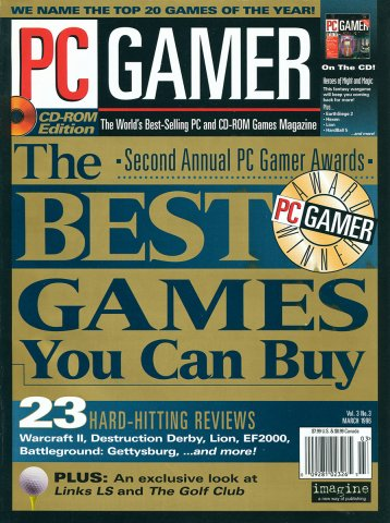 PC Gamer Issue 022 March 1996
