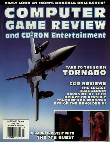 Computer Game Review Issue 24 (July 1993)