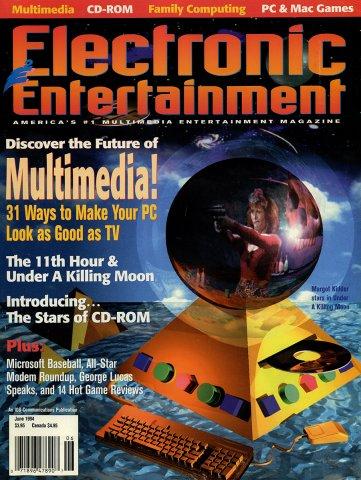 Electronic Entertainment Vol.1 No.06 (June 1994)