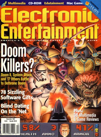 Electronic Entertainment Vol.1 No.12 (December 1994)