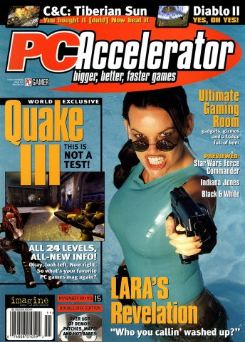 PC Accelerator Issue 015 November 1999