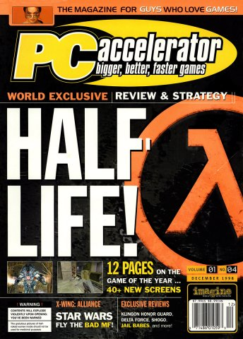 PC Accelerator Issue 004 December 1998