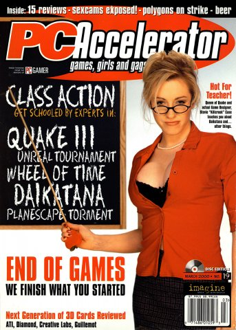 PC Accelerator Issue 019 March 2000