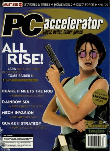 PC Accelerator Issue 002 October 1998
