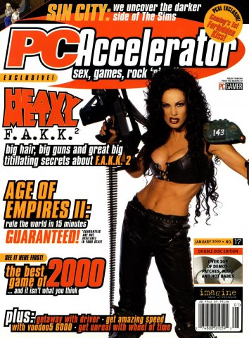PC Accelerator Issue 017 January 2000