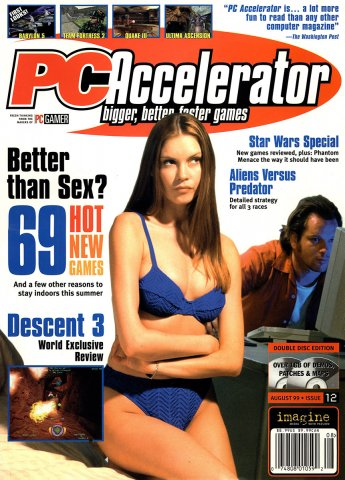 PC Accelerator Issue 012 August 1999
