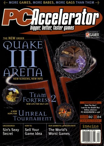PC Accelerator Issue 008 April 1999