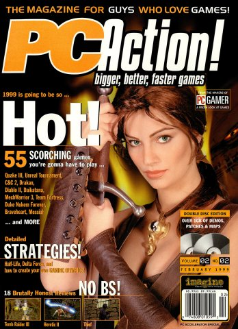 PC Accelerator Issue 006 page February 1999