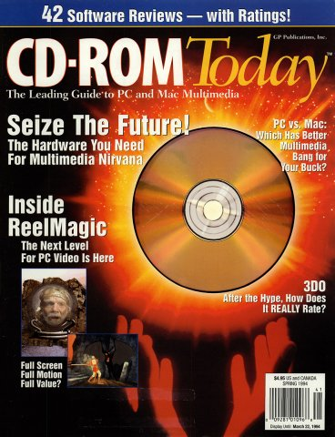 CD-ROM Today 04 Spring 1994