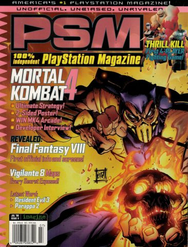 PSM Issue 011 July 1998