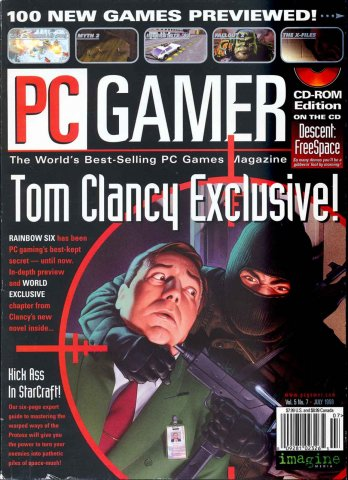 PC Gamer Issue 050 July 1998