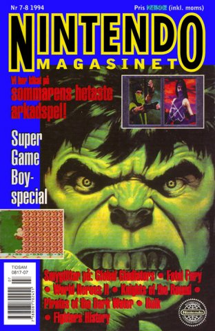 Nintendo-Magasinet 041 - 1994 Jul-Aug