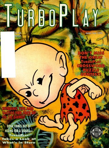 TurboPlay Issue 007 June-July 1991