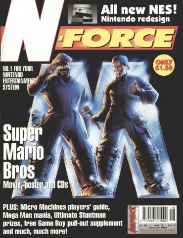 N Force Issue 14