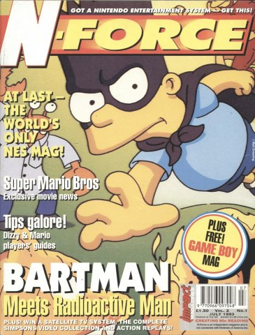 N Force Issue 13