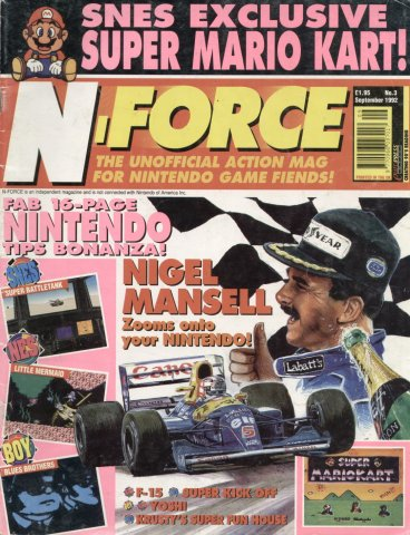 N Force Issue 03