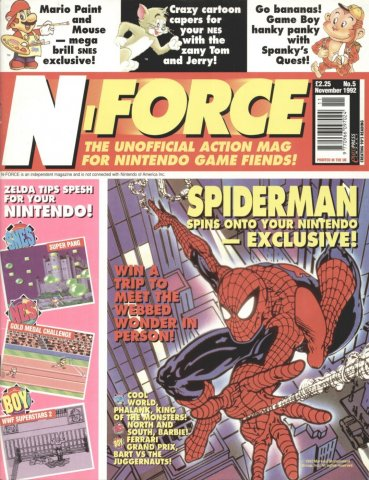 N Force Issue 05