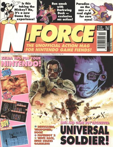 N Force Issue 04