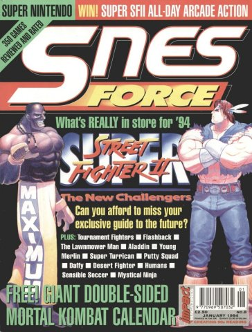 SNES Force 08
