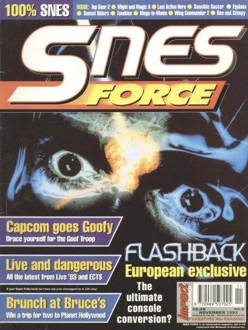 SNES Force 06