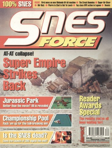 SNES Force 05