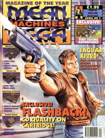 Mean Machines Sega Issue 07 (April 1993)