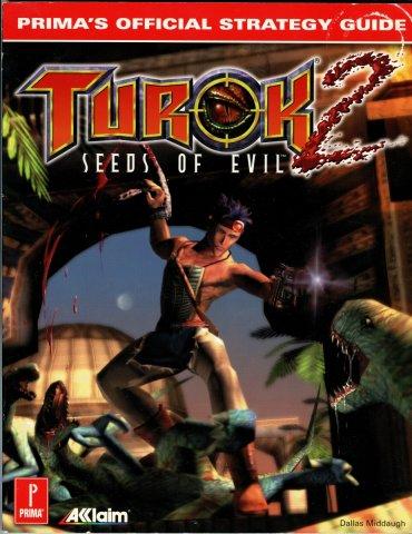 Turok 2 Seeds Of Evil N64