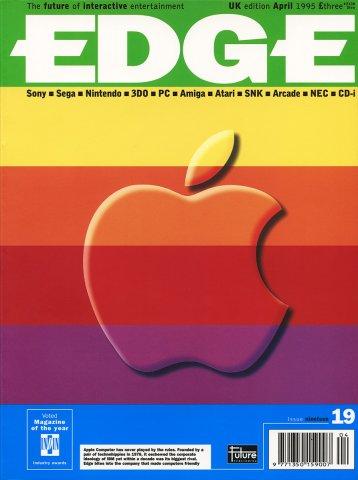 Edge 019 (April 1995)