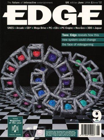 Edge 009 (June 1994)