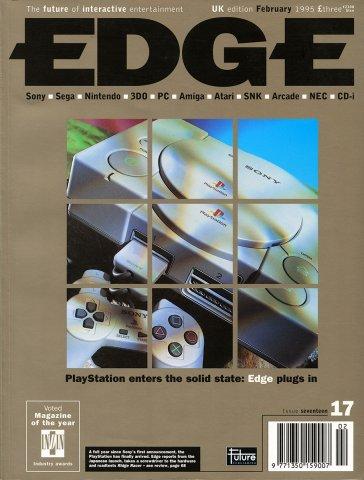 Edge 017 (February 1995)