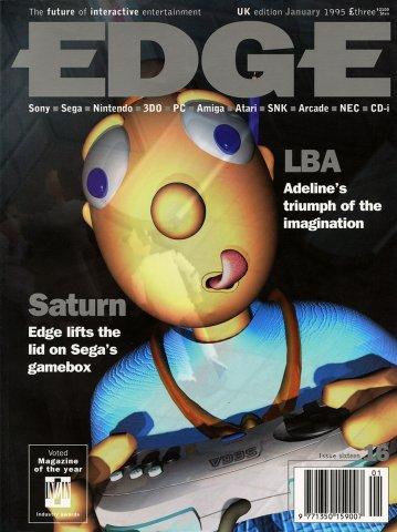 Edge 016 (January 1995)