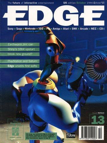 Edge 013 (October 1994)